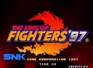 格斗之王97硬盘版截图1