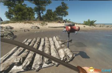 荒岛求生木筏装发动机怎么合成